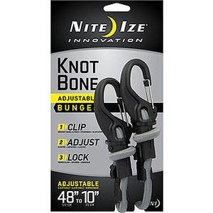 NITE-IZE(ナイトアイズ) ノットボーン アジャスタブル バンジー#9 KBB9-03-01