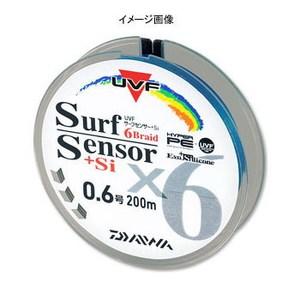 ダイワ(Daiwa)UVFサーフセンサー6Braid+Si 0.8−250