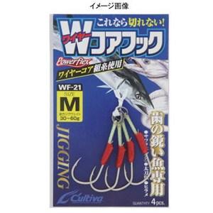 オーナー針ワイヤーコアフック WF−21