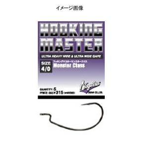 モーリス(MORRIS) フッキングマスター モンスタークラス 青 #3/0 NSブラック 69638