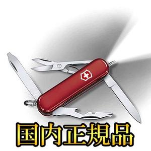 VICTORINOX(ビクトリノックス) 【国内正規品】ミッドナイトマネージャー 0.6366.WL ライト付きツールナイフ