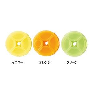 がまかつ(Gamakatsu) 仕掛巻替えスプール 3ヶ入 オレンジ GM1899