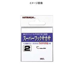 カツイチ(KATSUICHI) スーパーフックサカサ 4号