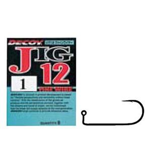 カツイチ(KATSUICHI) JIG12 ファインワイヤー #1 シルバー