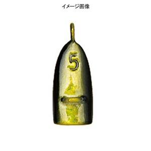 DAMIKI JAPAN(ダミキジャパン) スリンヘッド 21g #17 ゴールドホロブラック