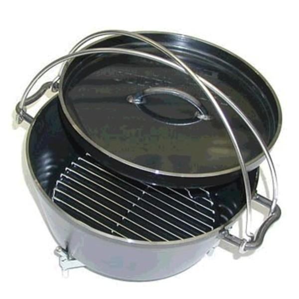 ユニフレーム(UNIFLAME) ダッチオーブン 12インチスーパーデイープ 661031 ダッチオーブン