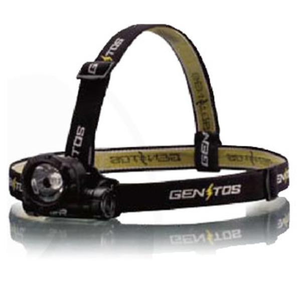 GENTOS(ジェントス) ジェントス リゲル 最大45ルーメン 単三電池式 GTR-931H ヘッドランプ