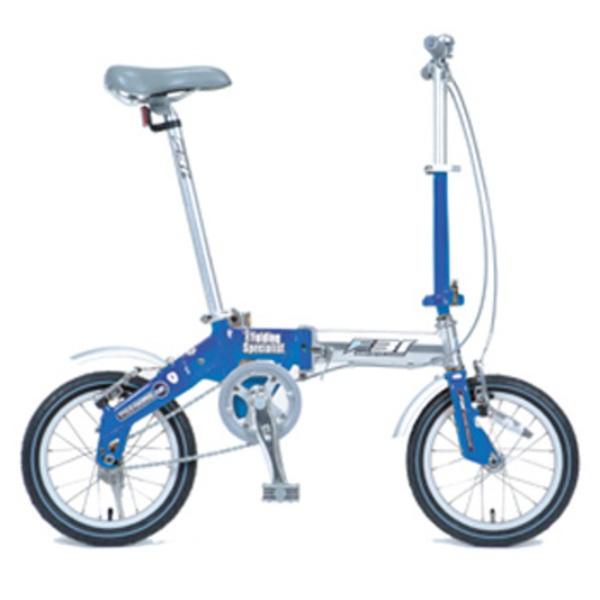 FBI 14インチ アルミフォールディングバイク PICCOLINO 1 FBT04FD1401A02 その他サイズ折りたたみ自転車