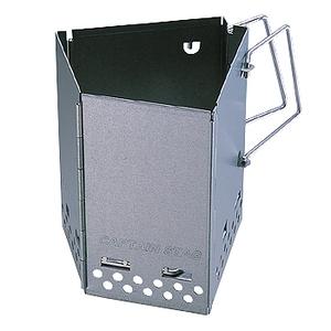 キャプテンスタッグ(CAPTAIN STAG) 炭焼き名人 FD火起こし器 M-6638 火起こし器