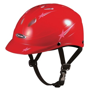 OGK(オージーケー) 子供用ヘルメット 47-51cm MILPOP-5/SG付 Y-6697