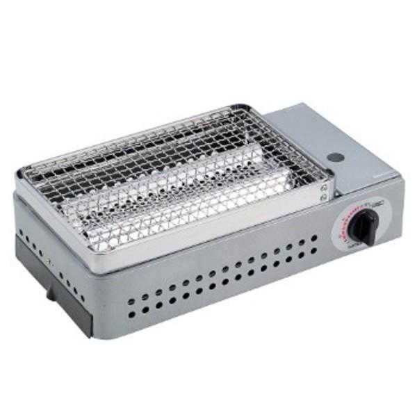 キャプテンスタッグ(CAPTAIN STAG) 炉端焼 卓上カセットコンロ M-6303 ガス式