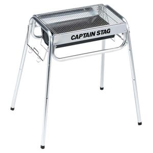 【送料無料】キャプテンスタッグ(CAPTAIN STAG) アルミ スライド グリルフレーム 450 3-4人用 M-6491