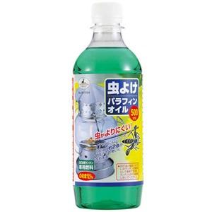 キャプテンスタッグ(CAPTAIN STAG) 虫よけパラフィンオイル500ml M-5164 白灯油&アルコール