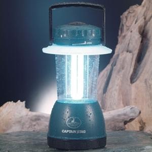 キャプテンスタッグ(CAPTAIN STAG) サンライト 蛍光灯ランタン(M) M-5114 電池式