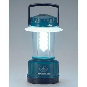 キャプテンスタッグ(CAPTAIN STAG) エコアクティブ スパイラル蛍光灯ランタン(M) M-5115 電池式