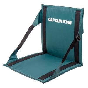 キャプテンスタッグ(CAPTAIN STAG) CS FDチェア・マット 折りたたみチェアマット/座椅子タイプ M-3335