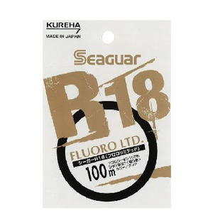 クレハ(KUREHA) シーガー R18フロロリミテッド 100m オールラウンドフロロライン