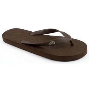 cobian(コビアン) 「Flop」 ビーチサンダル 10/27cm ブラウン
