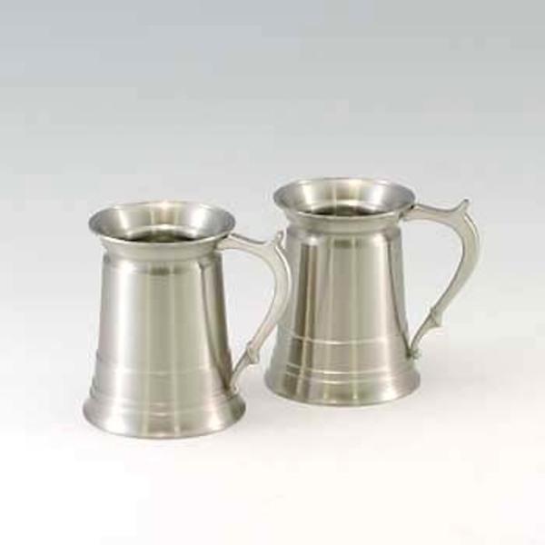 ROYAL KINNGS(ロイヤルキングス) ロイヤルキングスピュター ビアマグ KB9ペア KB9ペア ステンレス製マグカップ
