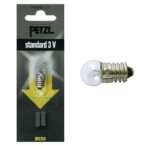 PETZL(ペツル) ミクロ用スタンダードバルブ FR0161BLI スペアバルブ