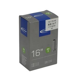 SCHWALBE(シュワルベ) 【正規品】チューブ 16インチ 米式バルブ 16x1.75-2.50 3AV