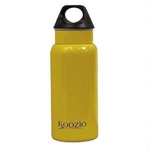 Koozio クラシックボトル ショート 0.35L イエロー KZ-8011