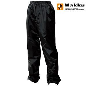 マック(Makku) レイントラックパンツ AS-950 レインパンツ(メンズ&男女兼用)