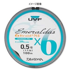 ダイワ(Daiwa) UVF エメラルダス 6ブレイド+Si 150m 4625824 エギング用PEライン