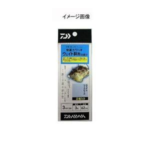 ダイワ(Daiwa) 快適カワハギウェイト仕掛け 4本 7108224