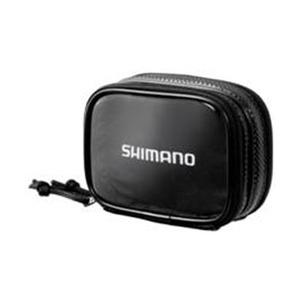 シマノ(SHIMANO) シマノ ツインフルオープンポーチ PC-021I ブラック