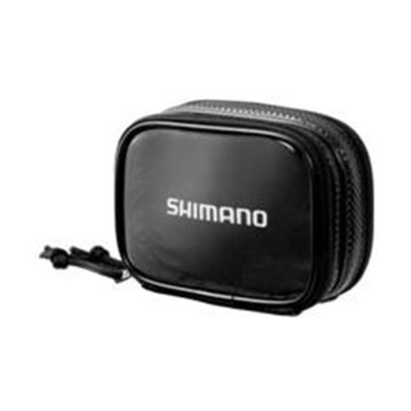 シマノ(SHIMANO) シマノ ツインフルオープンポーチ PC-021I ブラック ポーチ型