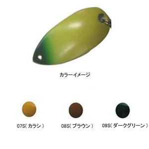 シマノ(SHIMANO) カーディフエリアスプーン ロールスイマー 5.0g 09S(ダークグリーン) TR-0029