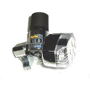 ウインテック LEDブロック型発電ランプ マグボーイ