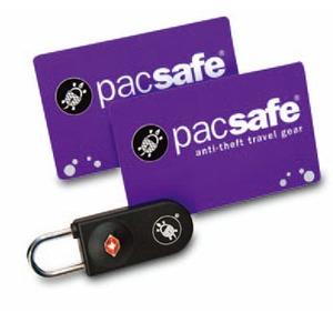 pacsafe(パックセーフ) プロセーフ750キーカードロック 12970053001000 トラベラーズセキュリティグッズ