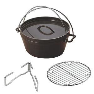 ユニフレーム(UNIFLAME)ダッチオーブン 10インチスーパーデイープ
