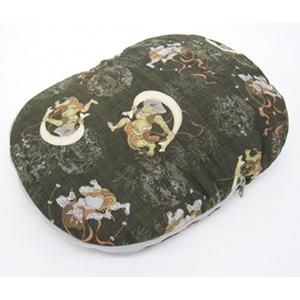 パール金属 和柄 湯たんぽカバー 小判型用 MK-2256 湯たんぽ