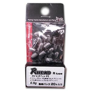 Jazz(ジャズ) 尺HEAD(シャクヘッド) DX マイクロバーブ R type(リトリーブ)漁師パック