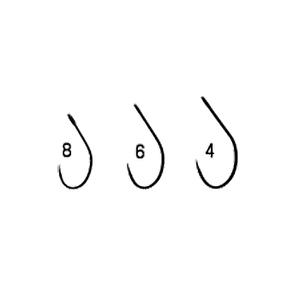 オーナー針シングル51BL S−51BL