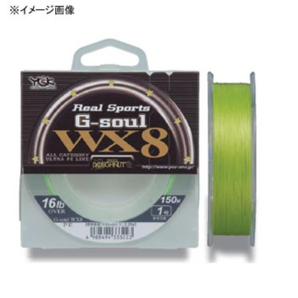YGKよつあみ リアルスポーツ G-SOUL WX8 オールラウンドPEライン