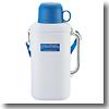 抗菌ペットクーラー(保冷剤付) 2L・1.5L ホワイト×ブルー