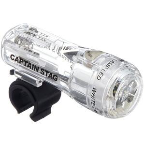 <ナチュラム> 20%OFF キャプテンスタッグ(CAPTAIN STAG) 3LEDライト SLIM クリア Y-4618