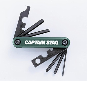 キャプテンスタッグ(CAPTAIN STAG) ワークスフォールディングツール11 Y-3003