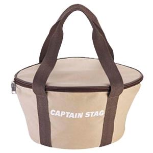 キャプテンスタッグ(CAPTAIN STAG)フタ付ダッチオーブンバッグ