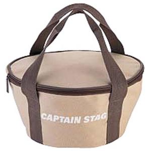 キャプテンスタッグ(CAPTAIN STAG) フタ付ダッチオーブンバッグ M-5709