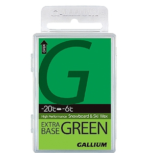 GALLIUM(ガリウム) EXTRA BASE / SW2026 100g GREEN