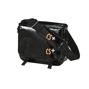 CS+ CS+ ターポリンショルダーバック S ブラック
