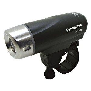 27%OFF <ナチュラム> パナソニック(Panasonic) Panasonic ハイパワーLEDスポーツライト「SKL085/前照灯」 ブラック YD-635