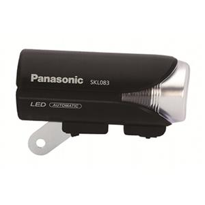 <ナチュラム> 15%OFF パナソニック(Panasonic) Panasonic ワイドパワーLEDかしこいランプV2「SKL083/前照灯」 ブラック YD-631