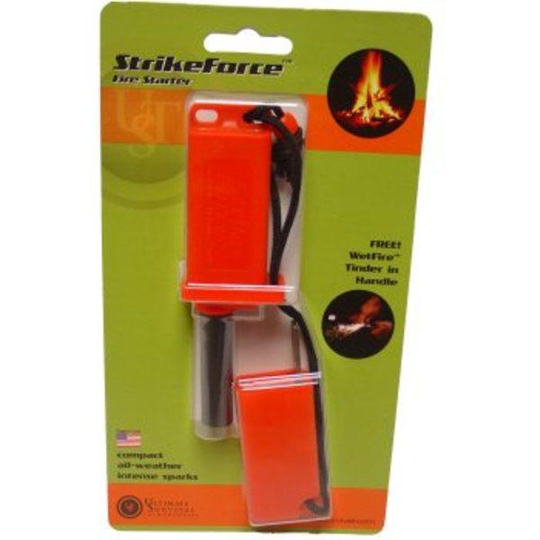 Ultimate Survival(アルティメイト サバイバル) ストライクフォース ファイヤースターター 00012191 その他便利小物