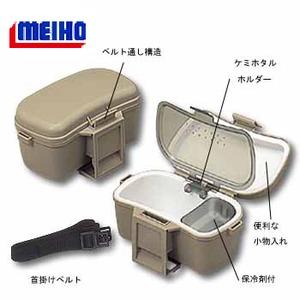 メイホウ(MEIHO) 明邦 ベイトボックス 餌箱